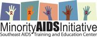 Minority AIDS Initiative logo