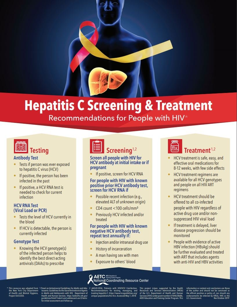 long term effects of hepatitis c