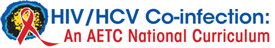 HIV HCV Curriculum Logo