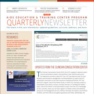 Thumbnail image of newsletter