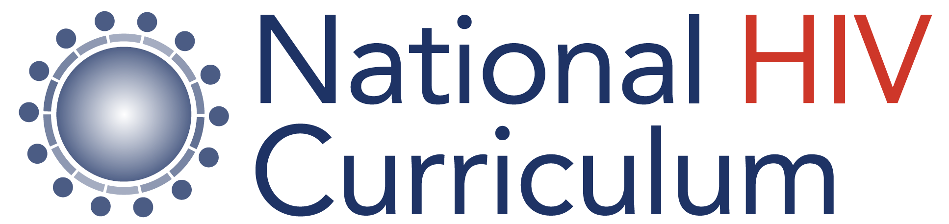 national hiv curriculum logo