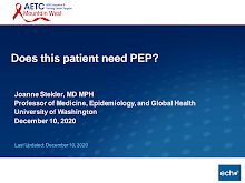 Thumbnail image of Google Slides Presentation of Does this Patient Need PEP?.