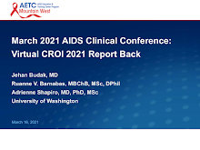 Thumbnail image of Google Slides Presentation of CROI 2021 Report Back.