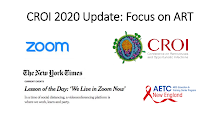 Thumbnail image of Google Slides Presentation of CROI 2020 Update: Focus on ART.