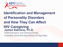 Thumbnail image of Google Slides Presentation of Personality Disorders and HIV Care .