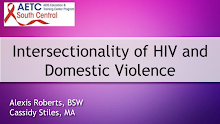 Thumbnail image of Google Slides Presentation of HIV and Domestic Violence.