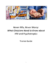 Thumbnail image of Google Slides Presentation of Heroin, Prescription Opioids, and HIV Trainer Guide.