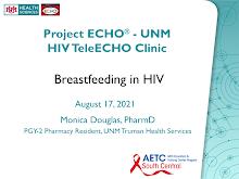 Thumbnail image of Google Slides Presentation of Breastfeeding in HIV.