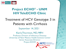 Thumbnail image of Google Slides Presentation of Treatment of HCV Genotype 3 in Patients with Cirrhosis.