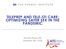 Thumbnail image of Google Slides Presentation of TelePrEP and Tele-STI Care Optimizing Safer Sex in the Pandemic.