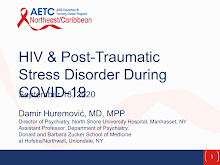Thumbnail image of Google Slides Presentation of PTSD during COVID-19.