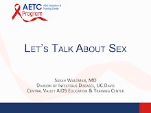 Thumbnail image of Google Slides Presentation of Let's Talk about Sex.