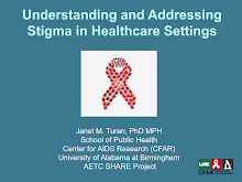 Thumbnail image of Google Slides Presentation of Understanding and Addressing Stigma in Healthcare Settings.