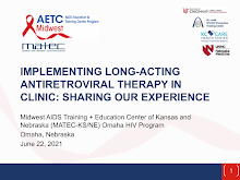 Thumbnail image of Google Slides Presentation of Implementing Long-Acting Antiretroviral therapy in Clinic Sharing Our Experience.