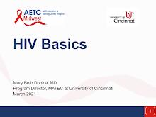 Thumbnail image of Google Slides Presentation of HIV Basics.
