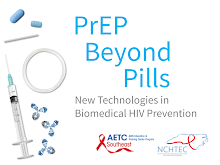 Thumbnail image of Google Slides Presentation of PrEP Beyond Pills: New Technologies in Biomedical HIV Prevention .