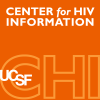 Center for HIV Information - UCSF Logo