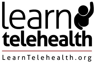 learn telehealth logo
