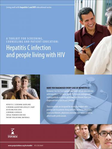 HCV screening toolkit